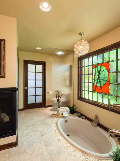 Floor Level Tub Ideas Pictures Remodel And Decor