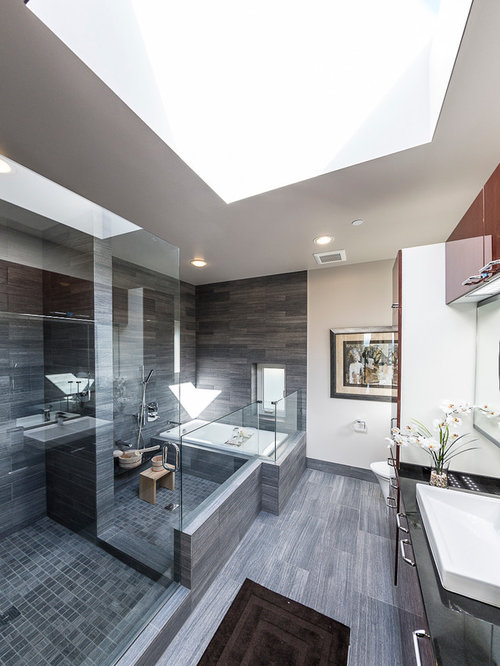 grey toned bathroom ideas, pictures, remodel and decor, Home decor