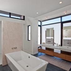 Contemporary Bathroom by Dawson & Clinton