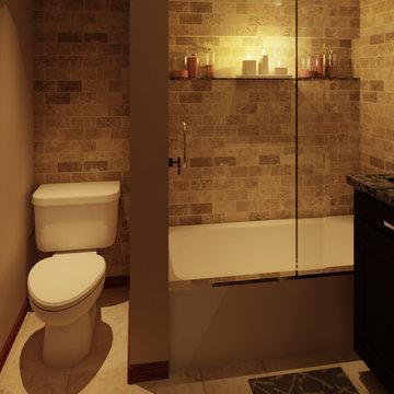 HARVARD BATHROOM DESIGN