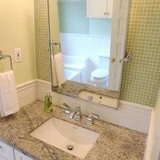 Craftsman Bathroom by Rian A. Purvis, Realtor®