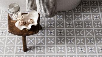Harvey Maria Luxury Vinyl Tile Flooring - Official Photographs