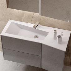 Contemporary Bathroom by Hastings Tile & Bath
