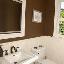 Bathroom Faucet, Rubbed Bronze