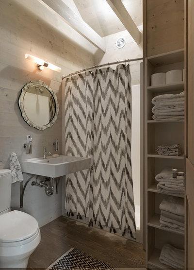 Рустика Ванная комната by Cushman Design Group