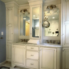 Traditional Bathroom by K T Highland Inc