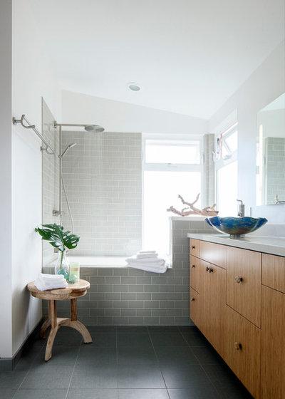 10 fresh design ideas for grey bathrooms - Grey Bathrooms Photos