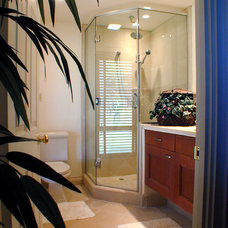 Contemporary Bathroom by Tervola Designs