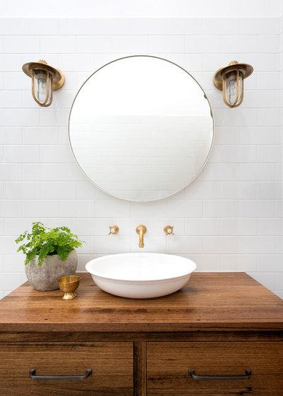 Contemporary Bathroom by Everlong Constructions