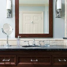 Traditional Bathroom by AJD Builders LLC