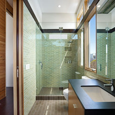 Contemporary Bathroom by jones | haydu