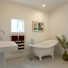Eclectic Bathroom by Platform
