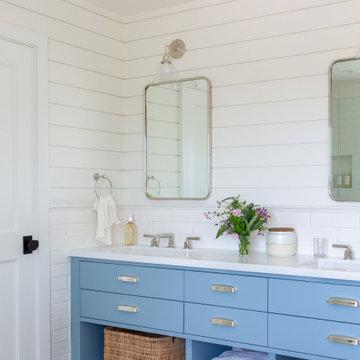 Healdsburg Guest Bathroom