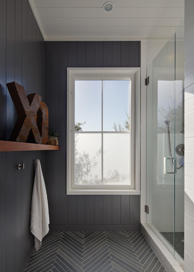 farmhouse glam bathroom houzz tour industrial glam style for a california farmhouse 142
