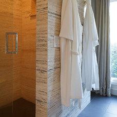 Contemporary Bathroom by Amy A. Alper
