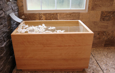 Room of the Day: Restorative Power of a Japanese Soaking Tub