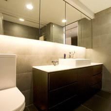 Modern Bathroom by Clifton Leung Design Workshop - CLDW.com.hk