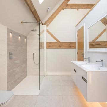 Heath Barn Conversion and Renovation, Interior