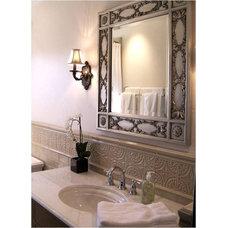 Traditional Bathroom by Design Moe Kitchen & Bath / Heather Moe designer