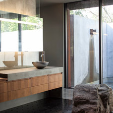 Contemporary Bathroom by Hufft Projects