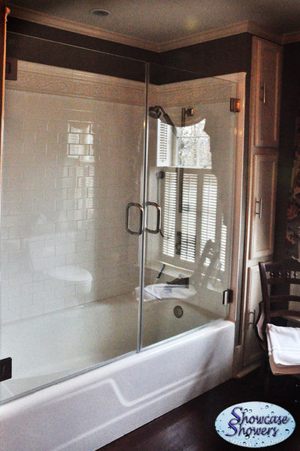 Traditional Bathroom by Showcase Showers, Inc.