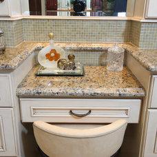 Traditional Bathroom by Excel Interior Concepts & Construction