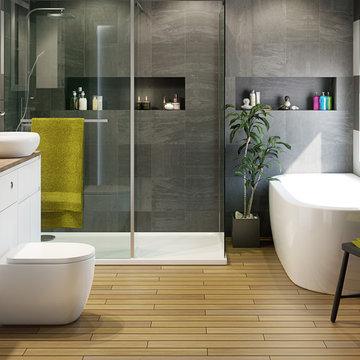 Helena Bathroom Suite
