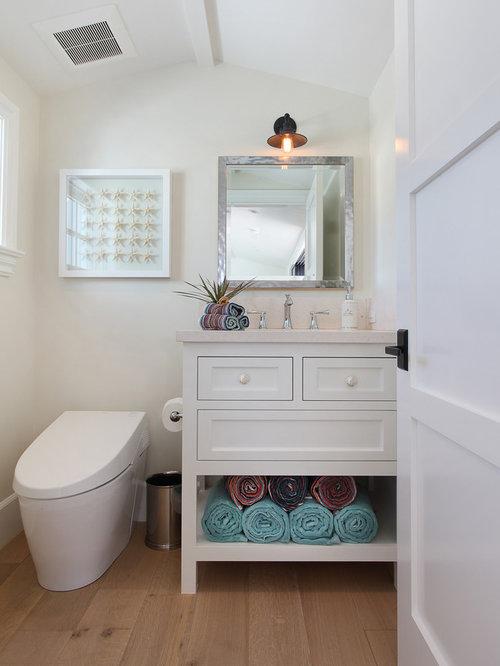 Beach Style Small Bathroom Vanities Home Design, Photos & Decor Ideas