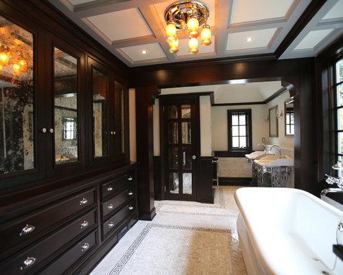 Antique Mirror Cabinets Design Ideas & Remodel Pictures | Houzz