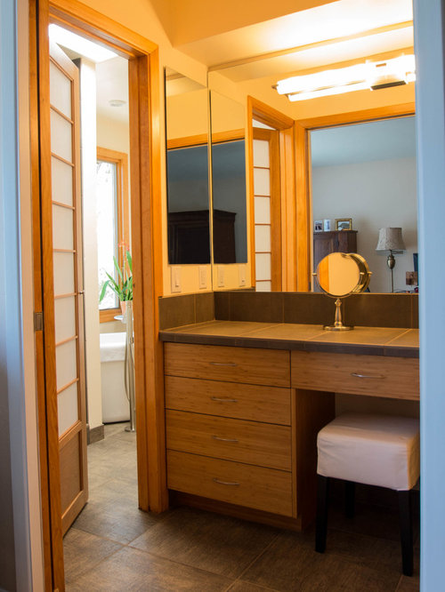 Santa fe style home design ideas pictures remodel and decor for Santa fe style bathroom ideas