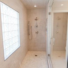 Traditional Bathroom by DESIRED SPACE, LLC. | Planning & Design