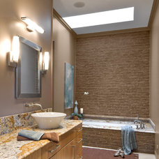 Modern Bathroom by Carriage House Design, Inc.