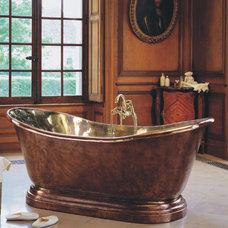 traditional bathtubs by Herbeau Creations of America
