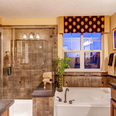 Traditional Bathroom by Wonderland Homes