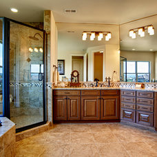 Traditional Bathroom by Celebrity Communities