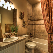 Traditional Bathroom by Jimmy Jacobs Homes
