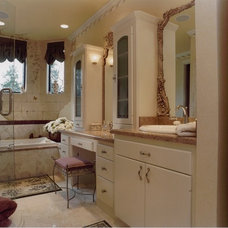 Traditional Bathroom by Vining Design Associates