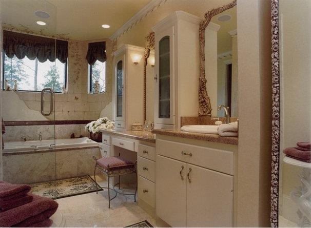 Traditional Bathroom by Vining Design Associates