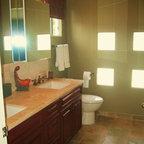 Pacific Heights Home Bathroom Contemporary Bathroom