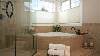HGTV 'Bang for Your Buck' Master Bathroom