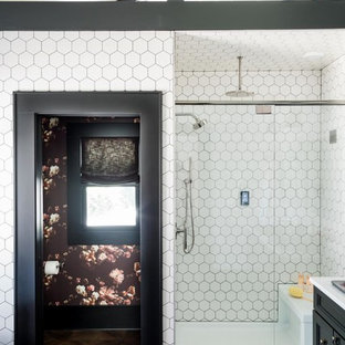 Bathroom - transitional bathroom idea in Atlanta