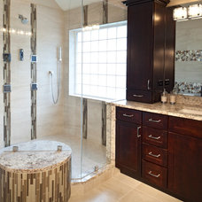 Contemporary Bathroom by Owings Brothers Contracting