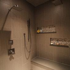 Contemporary Bathroom by ABD Associates in Building + Design Ltd.