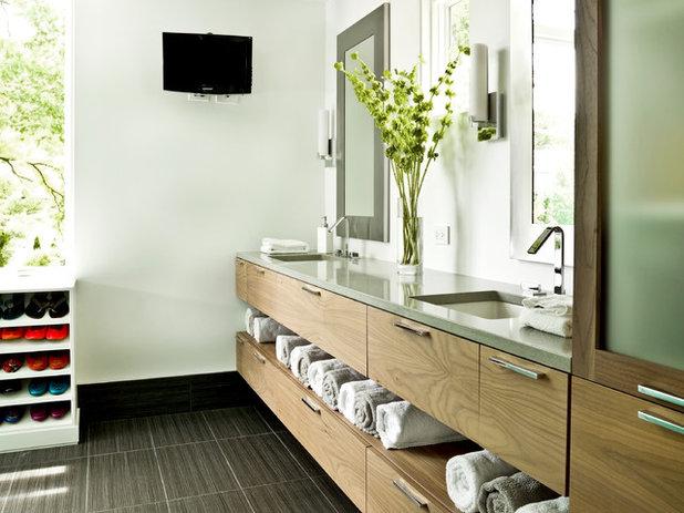 10 rangements malins pour une salle de bains ultra pratique for Salle de bain pratique