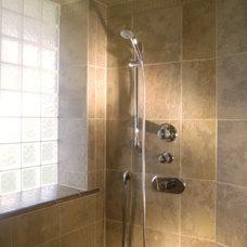 Contemporary Bathroom by Kaufman Construction Design and Build