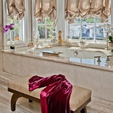 Traditional Bathroom by Smith Firestone Associates