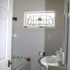 Traditional Bathroom by mcrae + lynch interior design