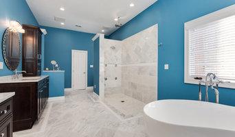 High Hill Master Bathroom