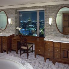 Contemporary Bathroom by Deep River Partners