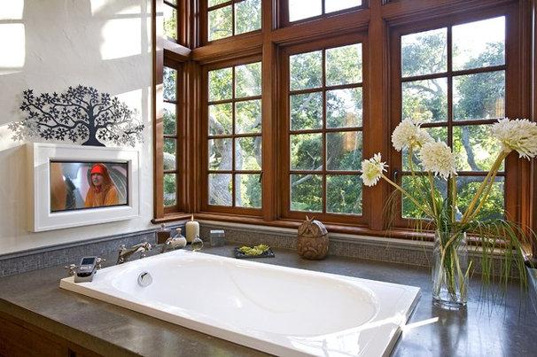 Traditional Bathroom by VIA - Santa Barbara